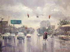 the colors of rain - Frank Eber