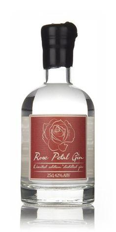 English Spirit Rose Petal Gin - Master of Malt