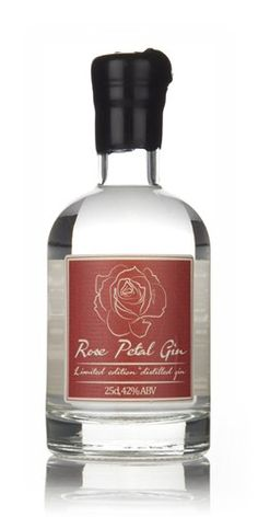 English Spirit Rose Petal Gin - Master of Malt