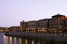 Downtown Napa Riverfront