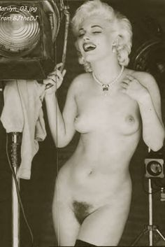 Classic Erotic Picture - Marilyn Monroe