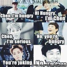 LOL xD Chen, you troll... xD