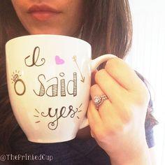 Yes!!!! Etsy listing at https://www.etsy.com/listing/232823753/couples-custom-mrs-wedding-engaged-bride