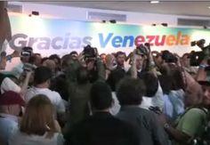 VIDEO // Oposición 107 diputados y chavismo 55, según los últimos datos del CNE  La alianza opositora Mesa de la Unidad Democrática (MUD) logró 107 diputados en las elecciones parlamentarias venezolanas del domingo y el gobernante PSUV, 55 escaños, informó la autoridad electoral del país en su página de internet.