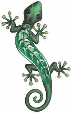 green lizard drawings tattoos - Google Search