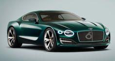 Bentley's Speed 6