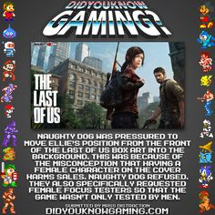 Ellie is SO crucial to this game.  She NEEDS to be in the foreground.  Sure, Joel is the main character, but the story revolves around Ellie safely getting to the Fireflies.  She is a post-apocalypse princess and Joel is her knight protector.  Way to stick to your guns Naughty Dog.