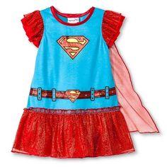Toddler Girls' Supergirl Nightgown : Target