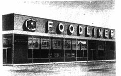 """IGA Foodliner Gatineau 1959   This supermarket opened in 1959 in what was """"Gatineau"""", now the grand city of Gatineau which englobes Aylmer, Hull, Pointe-Gatineau and Buckingham.   Building still standing on Maloney Boulevard. Now a Provigo since the company (which is now owned by Loblaws) at the time purchased """"M.Loeb"""", whose company brought the first IGA franchises in Canada."""