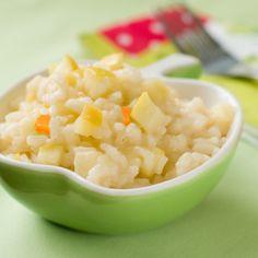 Le ricette di Cukò: Risotto con mele e carote