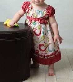 The Brynne Dress PDF Pattern Size 15 by Brynnberlee on Etsy, $7.00
