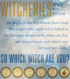Witcheries | Truthwitch by Susan Dennard | Which Are You?