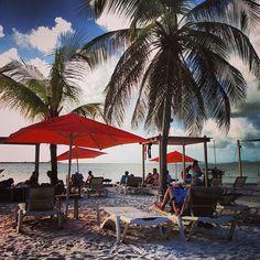 Spice Beach club in Kralendijk, Bonaire