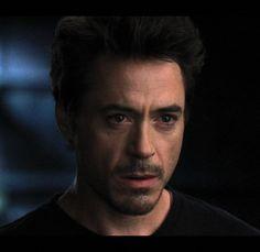"""Robert Downey Jr. - """"Iron Man"""" screen test."""