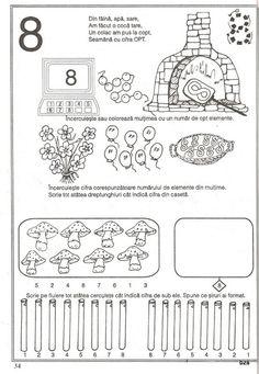 Preschool Worksheets, Kindergarten Activities, Preschool Activities, Paper Trail, Math Numbers, Pre School, Mathematics, Coloring Pages, Bullet Journal