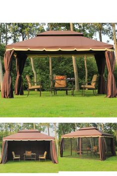 Net Curtains, Canopies, Pavilion, Gazebo, Tent, Outdoor Structures, Patio, Ebay, Curtains