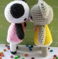 two little bear amigurumi free