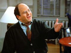 Jimmy Crack Corn and I don't care! George Costanza #Seinfeld http://seinfeldtv.tumblr.com/