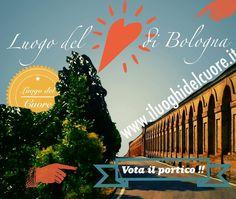 La raccolta firme per il Portico di San Luca come luogo del cuore di #bologna prosegue.. Vi ricordiamo che potete votare online all'indirizzo http://iluoghidelcuore.it/luoghi/bologna/bologna/portico-di-san-luca-/41066 oppure potete firmare direttamente i moduli che trovate presso la Biblioteca dell'Archiginnasio, l'URP centrale di Piazza Maggiore, gli URP di Quartiere, lo IAT di Piazza Maggiore e lo Sportello unico per l'edilizia in Piazza Liber Paradisus.