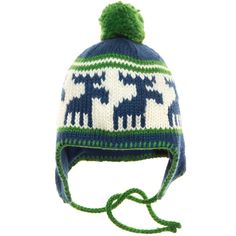 Looks cute. Many a Moose Knit hat.