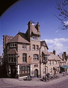 Watson Fothergill's Mortimer House, Castle Road Castle Gate, Nottingham City, Roof Lines, Antique Shops, Westminster, Historical Photos, Architecture Details, Buildings, Mansions