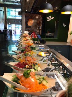 PokéBowl Den Haag Poke Boats    #pokebowl #pokebowls #denhaag #foodhall #Poke #Avocado #Healthy #catering #pokeboats #Tuna #salmon