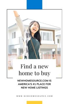 Discover your dream home with NewHomeSource #newhomelistings Home Buying Process, Buying A New Home, New Home Communities, New Homes For Sale, Home Builders, Dreaming Of You, Stuff To Buy