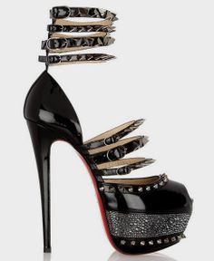 christian louboutin palace strass sandals