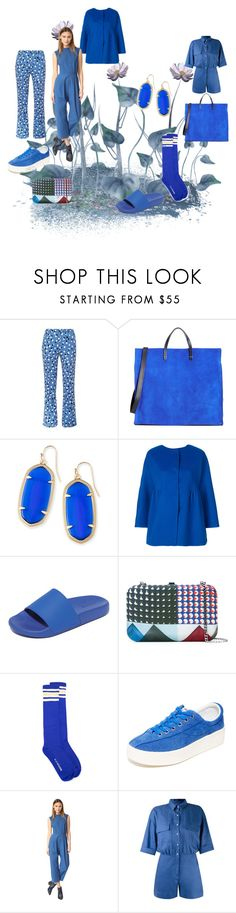 """""""quirky styles"""" by emmamegan-5678 ❤ liked on Polyvore featuring Altuzarra, Clare V., Kendra Scott, Ermanno Scervino, Vince, Faliero Sarti, Tretorn, Sea, New York, Andrea Marques and modern"""