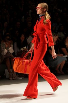 NYFW: Milly Spring 2012 via Jessica Quirk