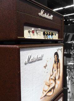 Marshall Custom Pinup Cabinet