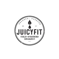 Logo for Cold-Pressed Organic Juicyfit
