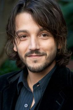 Diego Luna I think he looks better with age