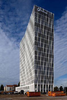 Barkow Leibinger Architekten · Tour Total