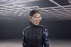 Kacamata DiorChronic yang Ultra Modern dan Terinspirasi dari Sentuhan Arsitektur | Style.com Indonesia