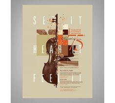 Music Graphic-ExchanGE - a selection of graphic projects