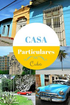 Cuba - attractive yet secretive! How do I find accommodation? How much should I pay? What are casas particulares actually like? All questions answered and much much more - click the pin!