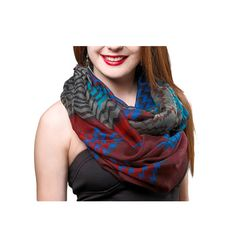 5-Pack: Winsome Wave Infinity Scarves at 60% Savings off Retail!