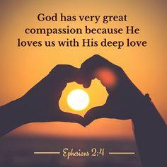 Ephesians 2:4 #Jesus #bible