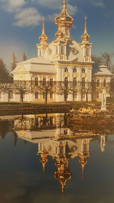 Imperial Saint Petersburg, Russia. Only with Private Guides World you can visit russian palaces www.pg.world