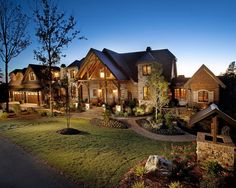 Stunning Log Home ~ Architectural Photography - Tom Harper Photography, Inc  Whoa, nice!!