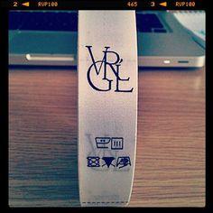 |Virgílio Couture| Etiqueta | Label