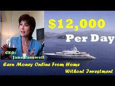 How To Earn Money Online From Home Without Investment - Make Income $12,...