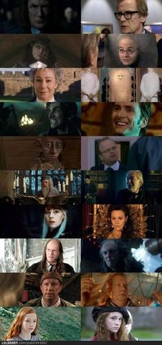 Actors from Harry Potter in Doctor Who