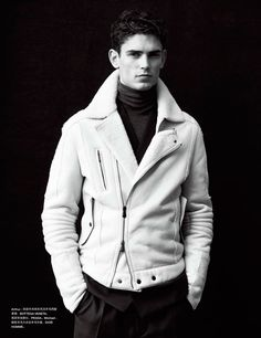 Street of Paris by Matthew Brookes for Numéro Homme China