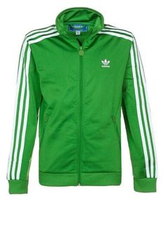 low priced 89091 1e234 adidas Originals FIREBIRD - Tracksuit top - fairway white for with free  delivery at Zalando
