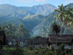 Seram Indonesia where Mount Binaiya (Gunung Binaiya) has a 9,931 ft, or 3,027 m peak