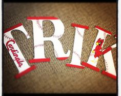 Cute, country themed letters. Unisex. Your choice of farm animals and colors!  $20.00 per letter.