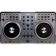 Consola Numark Mixtrack Dj Mixer Tornamesa  Cable USB MIDI Virtual DJ LE Comaptible Mac / PC  *pregunta disponbilidad