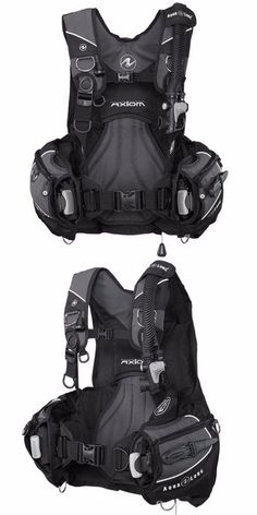 Buoyancy Compensators 16053: Aqua Lung Axiom Bc Scuba Diving Bcd, Xxlarge - (Used 1 Time) -> BUY IT NOW ONLY: $450 on eBay!